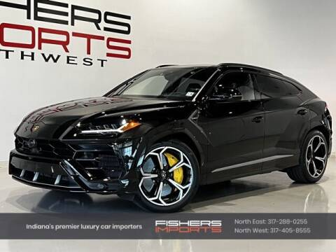 2021 Lamborghini Urus for sale at Fishers Imports in Fishers IN