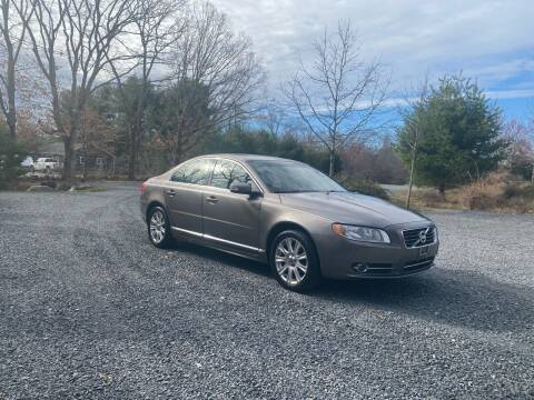 2010 Volvo S80 for sale at Fournier Auto and Truck Sales in Rehoboth MA