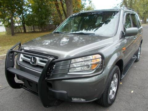 2008 Honda Pilot for sale at Mercury Auto Sales in Woodland Park NJ