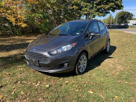 2018 Ford Fiesta for sale at CItywide Auto Credit in Oregon OH