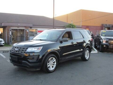 2017 Ford Explorer for sale at Lynnway Auto Sales Inc in Lynn MA