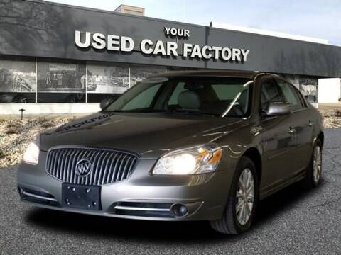 2011 Buick Lucerne for sale at JOELSCARZ.COM in Flushing MI