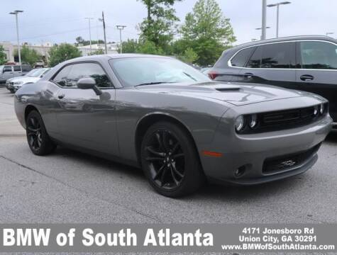 2018 Dodge Challenger for sale at Carol Benner @ BMW of South Atlanta in Union City GA