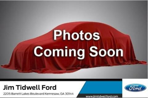 2020 Ford EcoSport for sale at CU Carfinders in Norcross GA