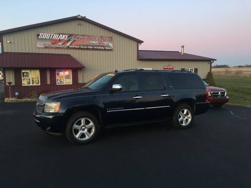 2009 Chevrolet Suburban for sale at Southlake Body Auto Repair & Auto Sales in Hebron IN