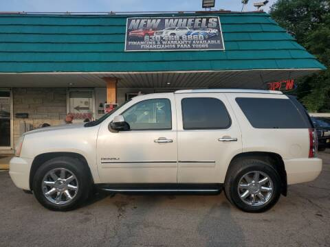 2011 GMC Yukon for sale at New Wheels in Glendale Heights IL
