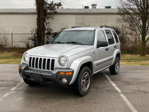 2004 Jeep Liberty for sale at Hadi Auto Sales in Lexington KY
