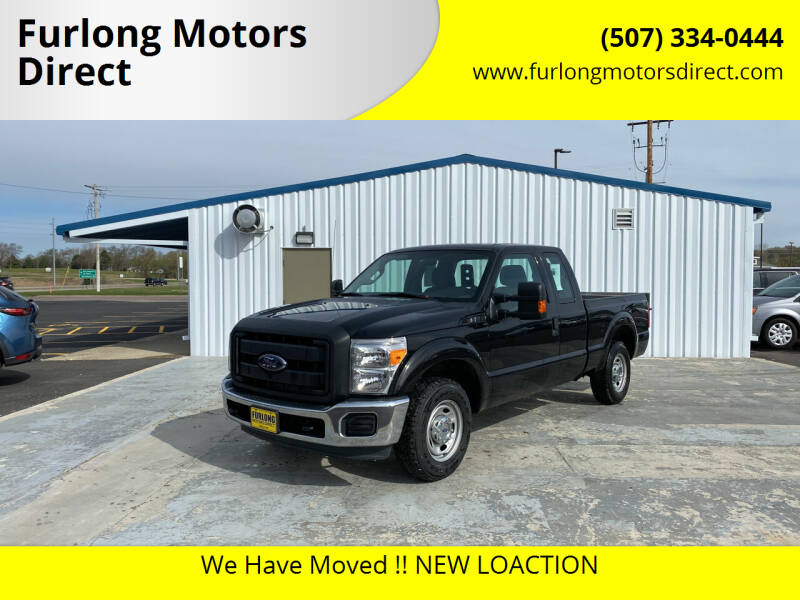 2012 Ford F-250 Super Duty for sale at Furlong Motors Direct in Faribault MN