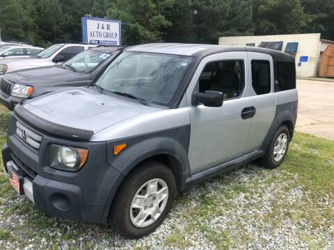 2008 Honda Element for sale at J & R Auto Group in Durham NC