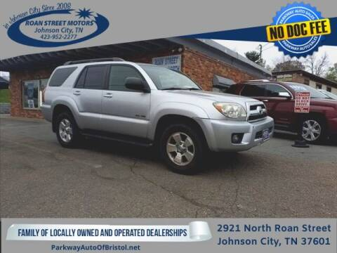 2008 Toyota 4Runner for sale at PARKWAY AUTO SALES OF BRISTOL - Roan Street Motors in Johnson City TN
