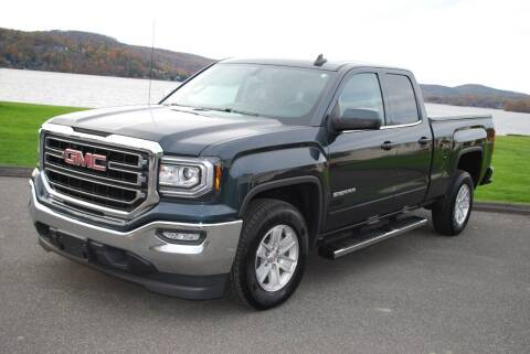 2018 GMC Sierra 1500 for sale at New Milford Motors in New Milford CT