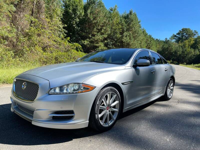 2015 Jaguar XJ for sale at Carrera AutoHaus Inc in Clayton NC