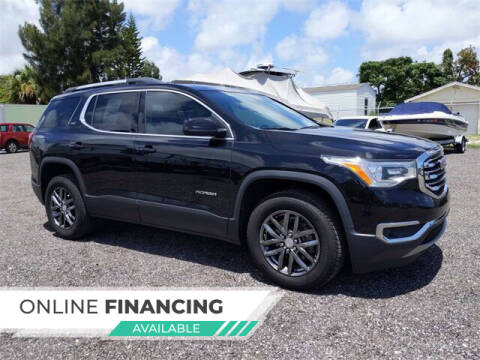 2017 GMC Acadia for sale at Car Spot Of Central Florida in Melbourne FL