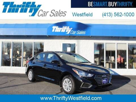 2019 Hyundai Accent for sale at Thrifty Car Sales Westfield in Westfield MA