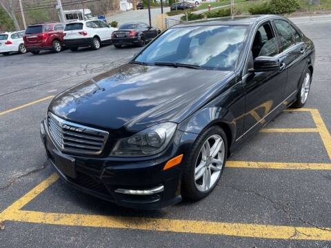 2013 Mercedes-Benz C-Class for sale at Premier Automart in Milford MA