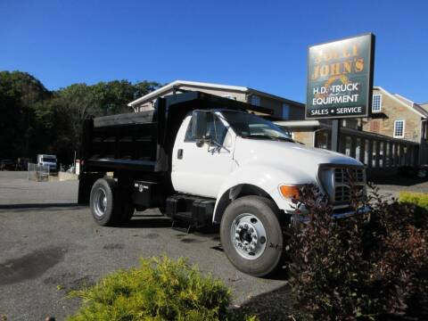 2003 Ford F-750 for sale at ABC AUTO LLC in Willimantic CT