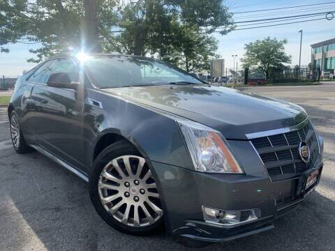 2011 Cadillac CTS for sale at JerseyMotorsInc.com in Teterboro NJ