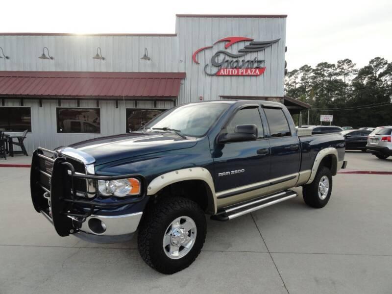 2005 Dodge Ram Pickup 2500 for sale at Grantz Auto Plaza LLC in Lumberton TX