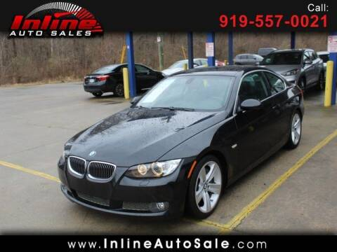 2008 BMW 3 Series for sale at Inline Auto Sales in Fuquay Varina NC