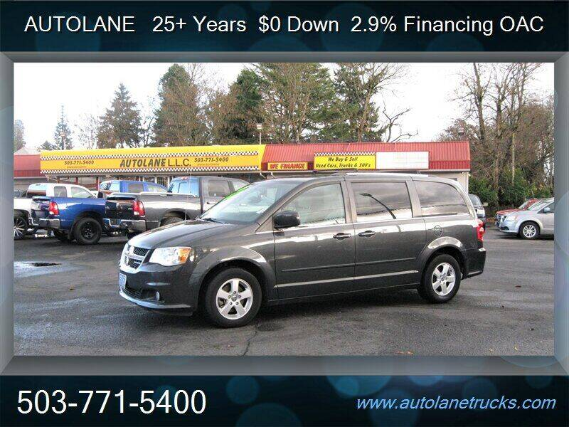 2011 Dodge Grand Caravan for sale at Auto Lane in Portland OR