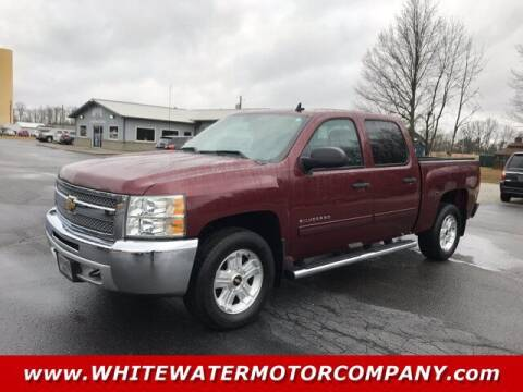 2013 Chevrolet Silverado 1500 for sale at WHITEWATER MOTOR CO in Milan IN
