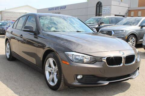 2015 BMW 3 Series for sale at SHAFER AUTO GROUP in Columbus OH