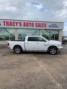 2014 RAM Ram Pickup 1500 for sale at Tracy's Auto Sales in Waco TX