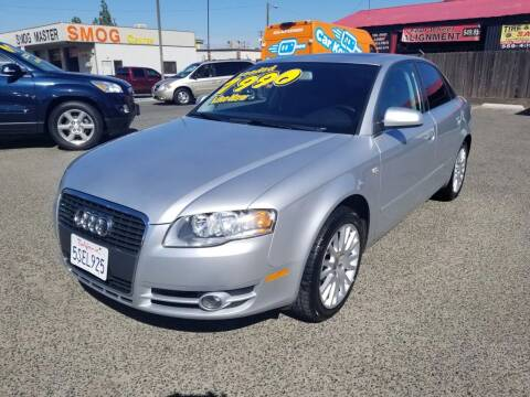 2006 Audi A4 for sale at Showcase Luxury Cars II in Pinedale CA