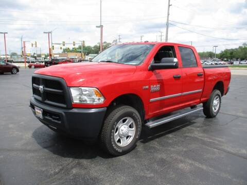 2016 RAM Ram Pickup 3500 for sale at Windsor Auto Sales in Loves Park IL
