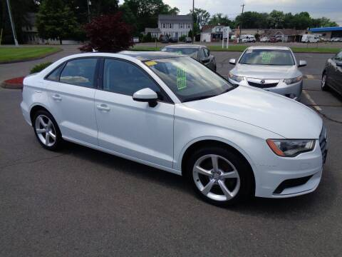 2015 Audi A3 for sale at BETTER BUYS AUTO INC in East Windsor CT