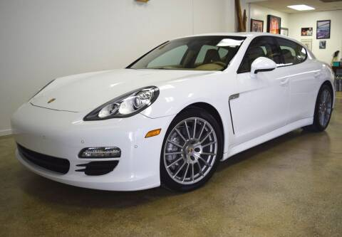2013 Porsche Panamera for sale at Thoroughbred Motors in Wellington FL
