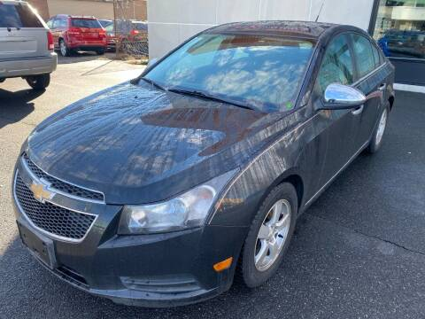 2014 Chevrolet Cruze for sale at MAGIC AUTO SALES in Little Ferry NJ