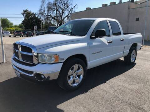 2003 Dodge Ram Pickup 1500 for sale at C J Auto Sales in Riverbank CA