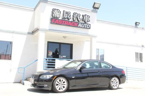 2013 BMW 3 Series for sale at Fastrack Auto Inc in Rosemead CA