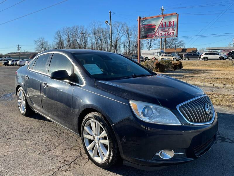 2015 Buick Verano for sale at Albi Auto Sales LLC in Louisville KY