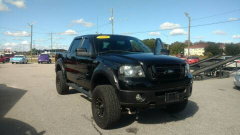 2008 Ford F-150 for sale at Kelly & Kelly Supermarket of Cars in Fayetteville NC