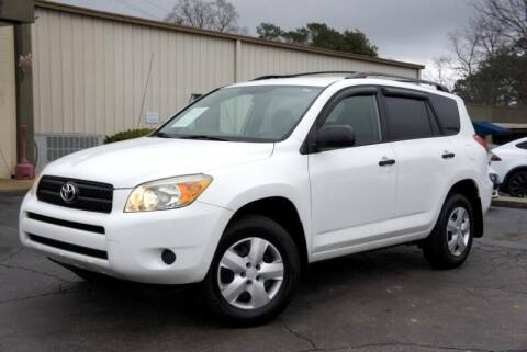 2006 Toyota RAV4 for sale at CU Carfinders in Norcross GA