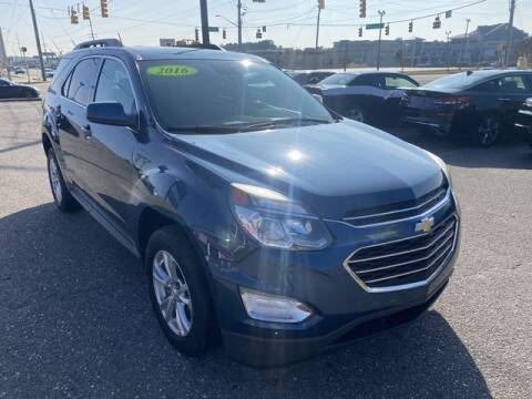2016 Chevrolet Equinox for sale at Sell Your Car Today in Fayetteville NC