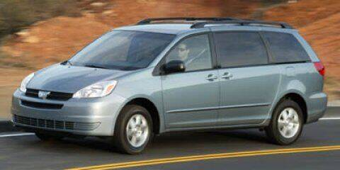 2005 Toyota Sienna for sale at HILAND TOYOTA in Moline IL