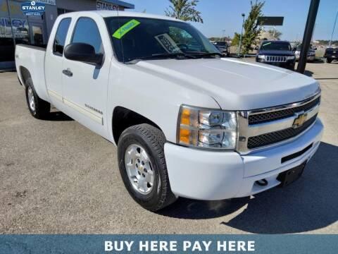 2013 Chevrolet Silverado 1500 for sale at Stanley Automotive Finance Enterprise - STANLEY DIRECT AUTO in Mesquite TX
