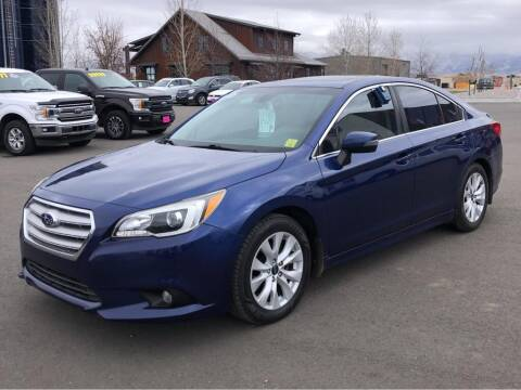 2017 Subaru Legacy for sale at Snyder Motors Inc in Bozeman MT