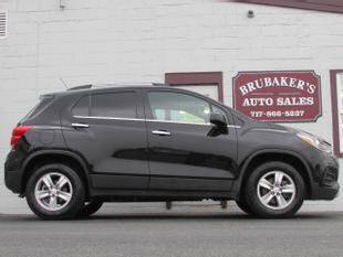 2019 Chevrolet Trax for sale at Brubakers Auto Sales in Myerstown PA