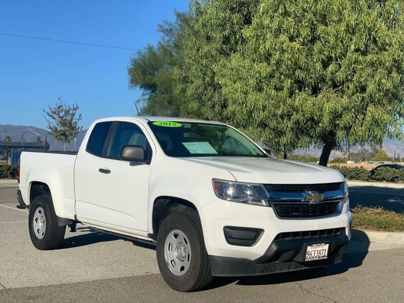 2015 Chevrolet Colorado for sale at Esquivel Auto Depot in Rialto CA