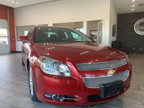 2012 Chevrolet Malibu for sale at Evolution Autos in Whiteland IN
