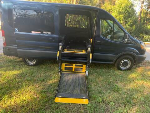 2017 Ford Transit Cargo for sale at Diversified Auto Sales of Orlando, Inc. in Orlando FL