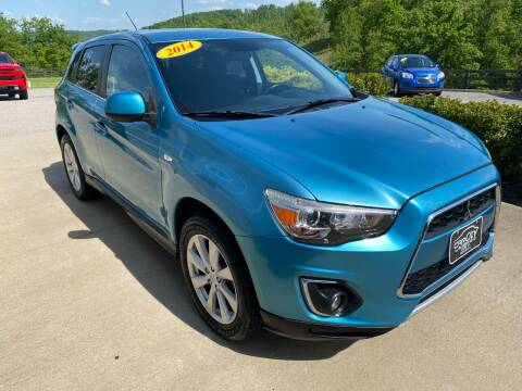 2014 Mitsubishi Outlander Sport for sale at Car City Automotive in Louisa KY