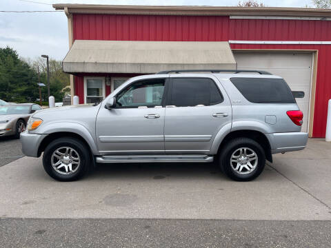 2005 Toyota Sequoia for sale at JWP Auto Sales,LLC in Maple Shade NJ