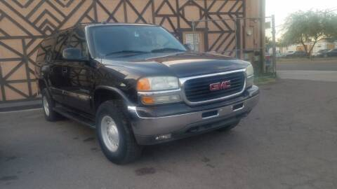 2004 GMC Yukon XL for sale at Used Car Showcase in Phoenix AZ