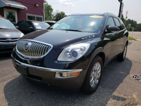 2011 Buick Enclave for sale at Hwy 13 Motors in Wisconsin Dells WI