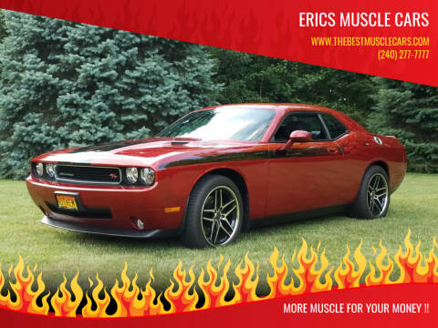 2010 Dodge Challenger for sale at Erics Muscle Cars in Clarksburg MD
